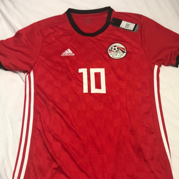 e27899f28 adidas Other - adidas Mohamed Salah Egypt Home Jersey
